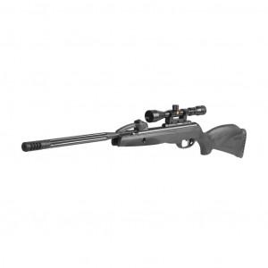 airgun gamo replay-10 .22 Power 24 J Length 114 cm / 44,9 in Weight 2,9 kg / 6,4 lb Velocity cal. 5,5 mm (.22); 286 m/s / 938 fps