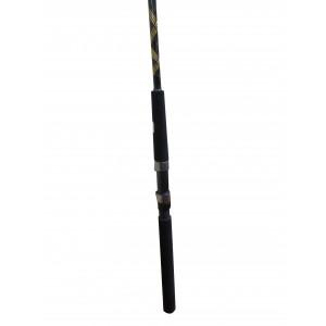 HENGEL GA56-G A very versatile spinning rod for sea or freshwater fishing. Power : Medium Lengt : 5.6 Type Rod : Spinning Line : 10-20 lb Power : Medium Heavy Type Rod : Freshwater and salwater