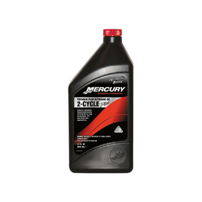 -Extreme Protection: Mercury's exclusive formulation is engineered to protect today's high-horsepower and direct fuel injected (DFI) outboards.